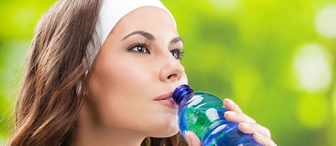 Retención de líquidos en el cuerpo